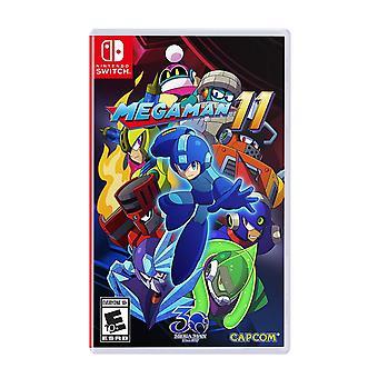 Mega Man 11 Nintendo switch spel