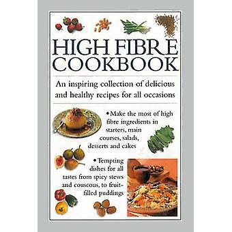 طبخ الألياف عالية-مجموعة ملهمة لذيذة وصحية