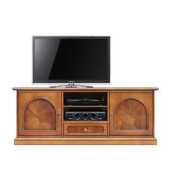 Armoire TV horizontale classique avec Brial
