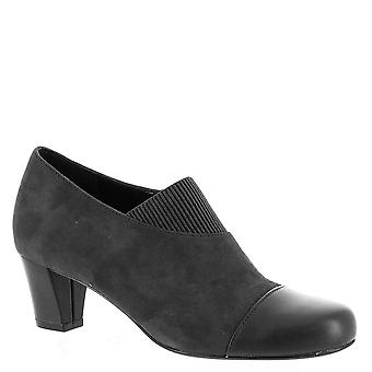 David Tate Womens Hope Leather Closed Toe Classic Pumps