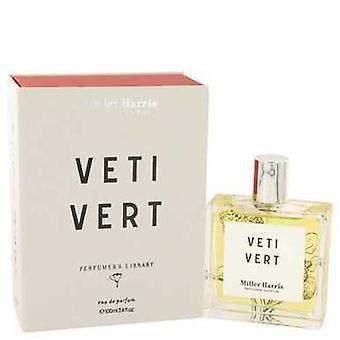 Veti Vert By Miller Harris Eau De Parfum Spray 3.4 Oz (women) V728-532972