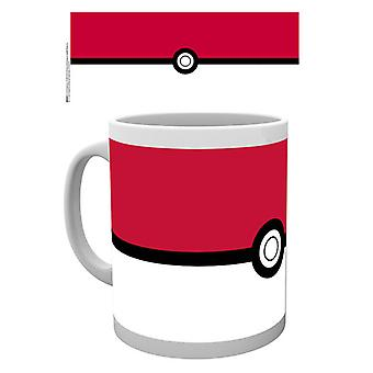 Pokemon Pokerball Boxed drinken mok