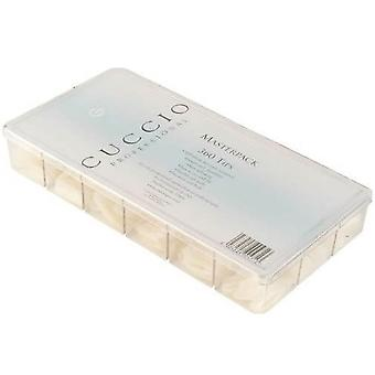 Cuccio Professional French manicure Master Pack tips (360 tips)