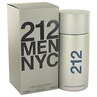 212 eau de toilette spray di carolina herrera 513263 200 ml