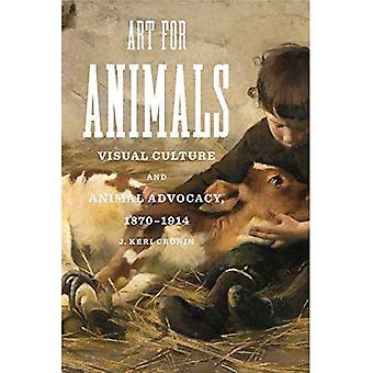 Kunst for dyr: visuel kultur og Animal advocacy, 1870-1914 (Animalibus)