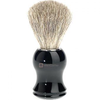 Svart grävling-True långvarig Blaireau hår
