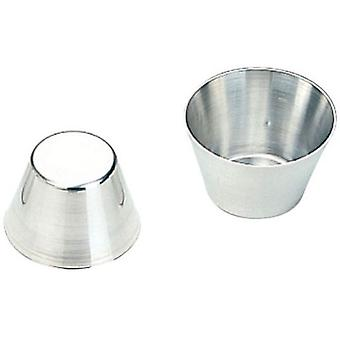 Ibili Individual Pudding Mold (Kitchen , Bakery , Molds)