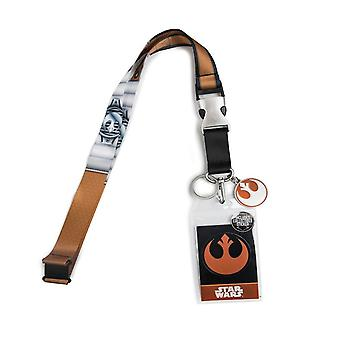 Helden & Schurken Star Wars Rebel Pilot Lanyard