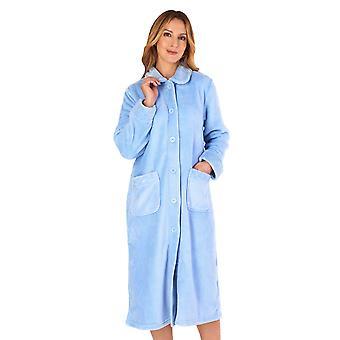 Slenderella HC4301 mulheres ' s housecoats vestido de vestir
