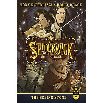 The Seeing Stone by Tony DiTerlizzi - Holly Black - 9781442486942 Book