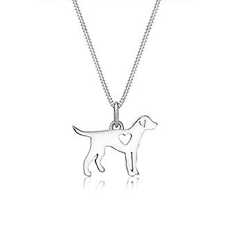 Elli Silver Pendant Necklace 0112420417_45