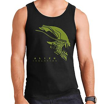Alien Isolation Xenomorph Head Men's Vest