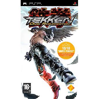 Tekken Dark Resurrection (PSP) - New
