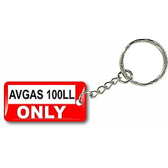 Door Cles Key Keychain Car Moto Scooter House Aviation Avgas Only Driver