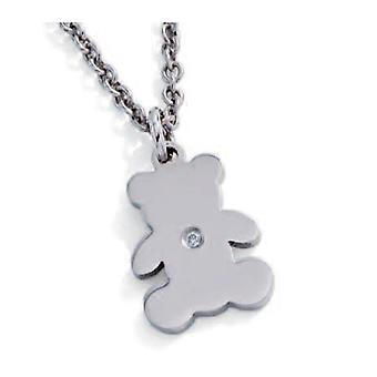 ZABLE Stainless Steel TEDDY Necklace