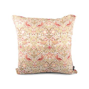 Cushion patterned Autumn Yellow 45x45 cm