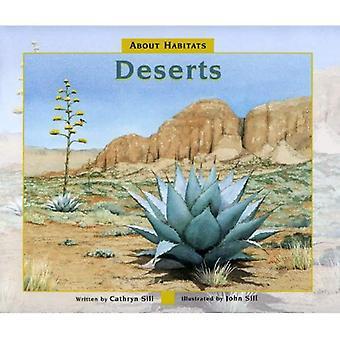 Woestijnen (over Habitats)