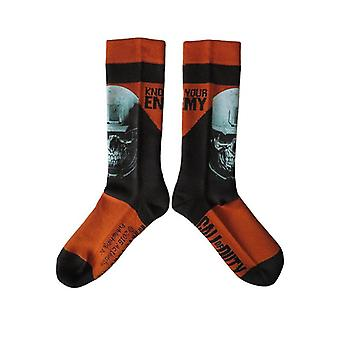 Call Of Duty Know Your Enemy Design Socks (1 Pair)