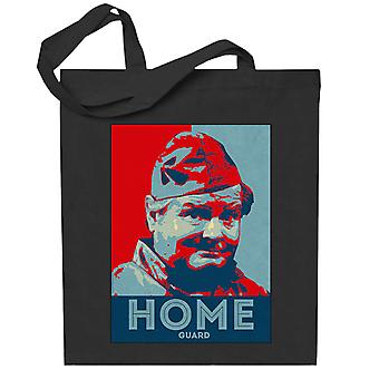 TV Times Benny Hill Home Guard Totebag