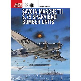 SavoiaMarchetti S.79 Sparviero Bomber Units by Marco Mattioli