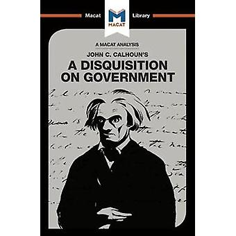Disquisition on Government by Etienne Stockland