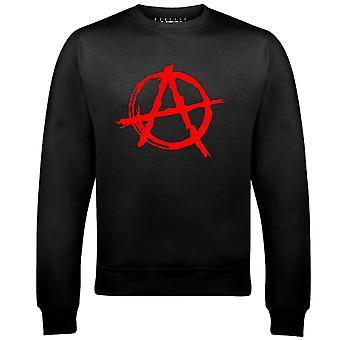 Men's Anarchie Symbol Sweatshirt