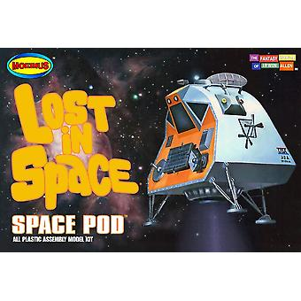 Space Pod Plastic Model Kit from Lost In Space