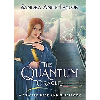 Quantum Oracle by Sandra Anne Tsylor