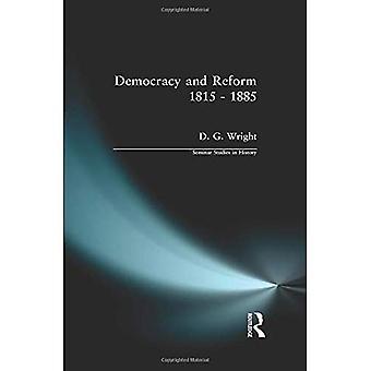 Demokrati och reform, 1815-85