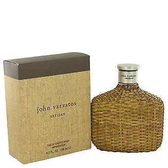John varvatos artisan eau de toilette spray door john varvatos 463389 125 ml