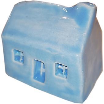 Glenshee Keramik Original Wee Highland Bothy blass blau