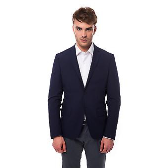 Blue Uominitaliani men's jacket