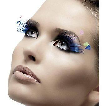 Øjenvipper voksen blå