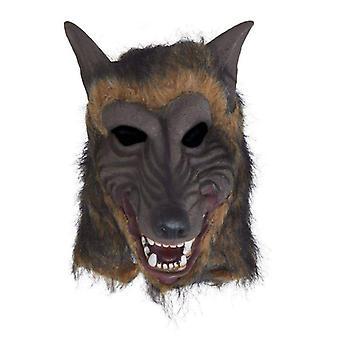 Wolf Mask (Brindle Effect)
