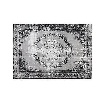 Light & Living Rug 230x160cm Durla Black