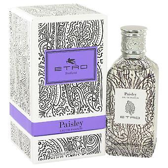 Paisley eau de parfum spray (unisex) av etro 517115 100 ml