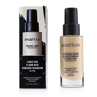 Studio skin 15 hour wear hydrating foundation # 0.2 (very fair with warm, peachy undertone) 233436 30ml/1oz