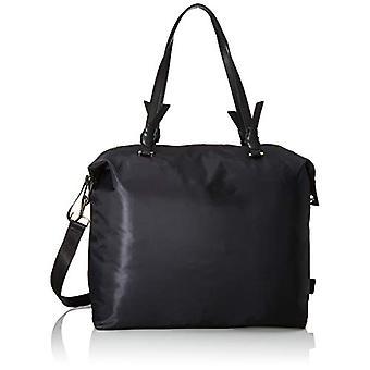 Tom Tailor Acc Antonella - Black Women's Shoulder Bags (Schwarz) 45x30x20 cm (W x H L)