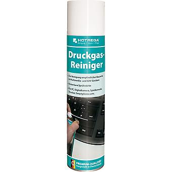 HOTREGA® komprimert gassrenser, 400 ml spray kan