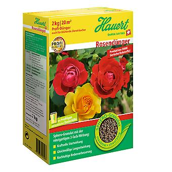 HAUERT Rose Fertilizer, 2 kg