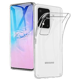 Ultra mince Soft Shell TPU Samsung Galaxy S20 Plus Translucent