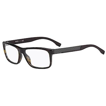 Hugo Boss 0643 HXF Havanna Carbon Brille