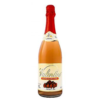 Valentino Strawberry Sparkling-( 750 Ml X 1 )