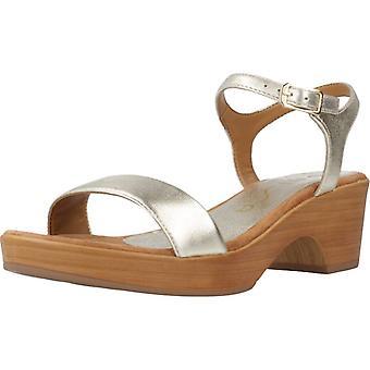 Unisa Sandals Irita 20 Kleur Platinum