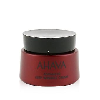 Ahava Apple de Sodoma Advanced Deep Wrinkle Cream - 50ml /1.7oz