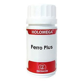 كبسولات Equisalud Holomega Ferro Plus