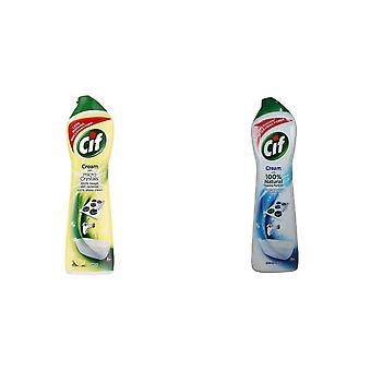 Cif Cream Liquid Cleaner 500ml