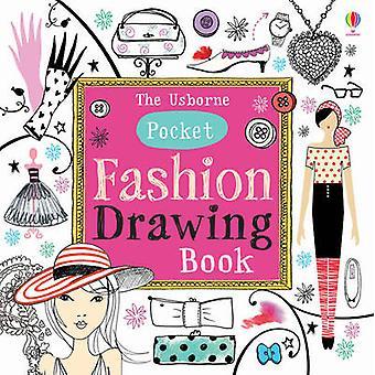 Pocket Fashion Drawing Book di Fiona Watt - Antonia Miller - 97814095