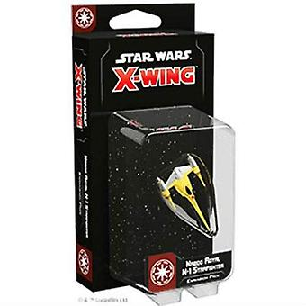 Star Wars X-Wing 2de editie Naboo Royal N-1 Starfighter Expansion Pack