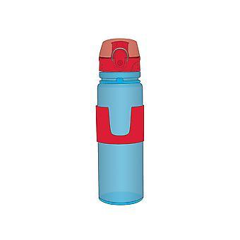 Porta Roller Drinks Bottle, Blue & Red